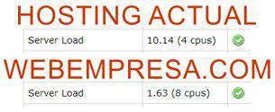Comparativa CPUs servidores