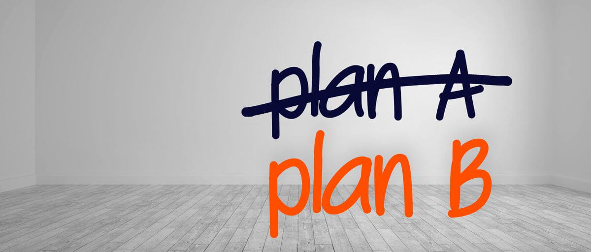Cómo tener un plan B online