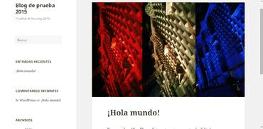 Blog de prueba en Raiola Networks