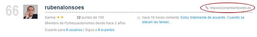 Comunidad de usuarios de PymesYAutonomos.com