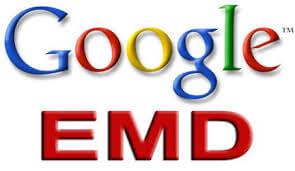 Algortimo Google EMD