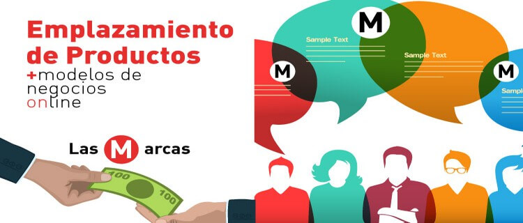 Marketing de emplazamiento digital - Las marcas
