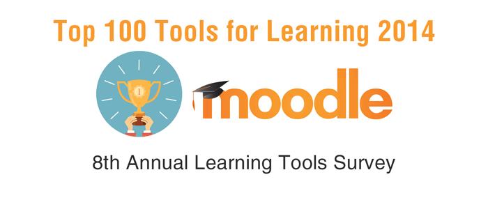 Top 100 herramientas para aprender - Moodle
