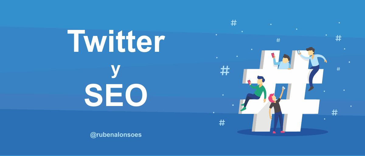 Twitter y posicionamiento web o SEO
