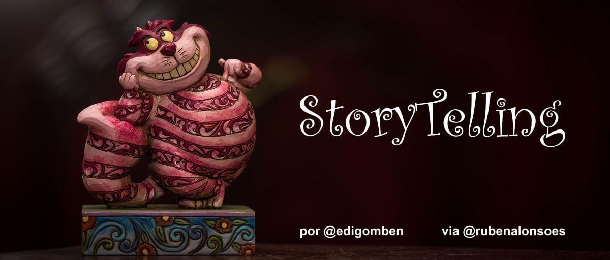 Qué es storytelling, el arte de contar historias