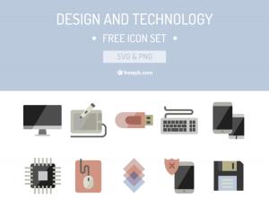Pack de Diseño y Tecnología (Marzo 2016)