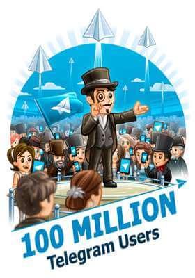 Más de 100 millones de usuarios activos