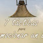 7 tácticas para promocionar un blog
