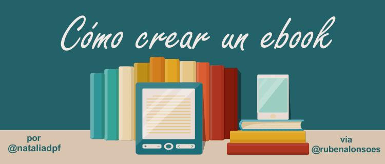 Cómo crear un ebook paso a paso