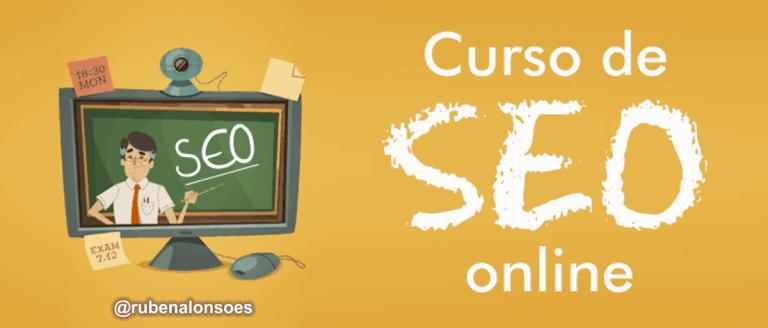 Curso SEO - Curso de SEO online