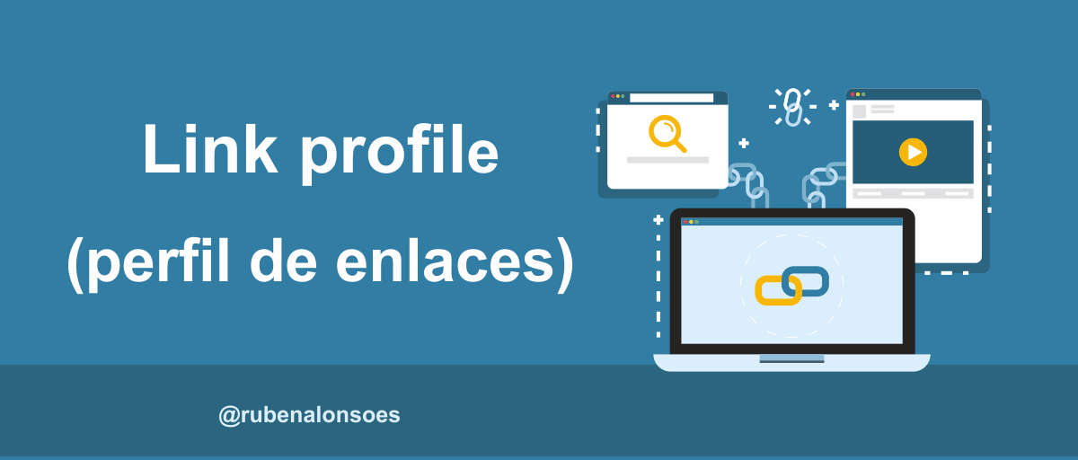 Link profile o perfil de enlaces
