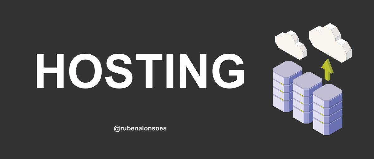 Qué es un hosting o alojamiento web - Todo sobre hosting
