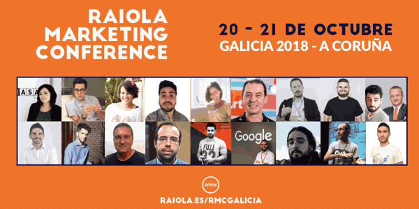 Raiola Marketing Conference 2018 #RMC18
