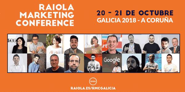 Raiola Marketing Conference 2018 #RMC18