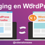 Staging en WordPress