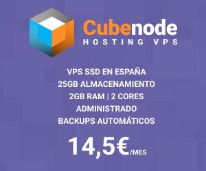 Cubenode Hosting VPS