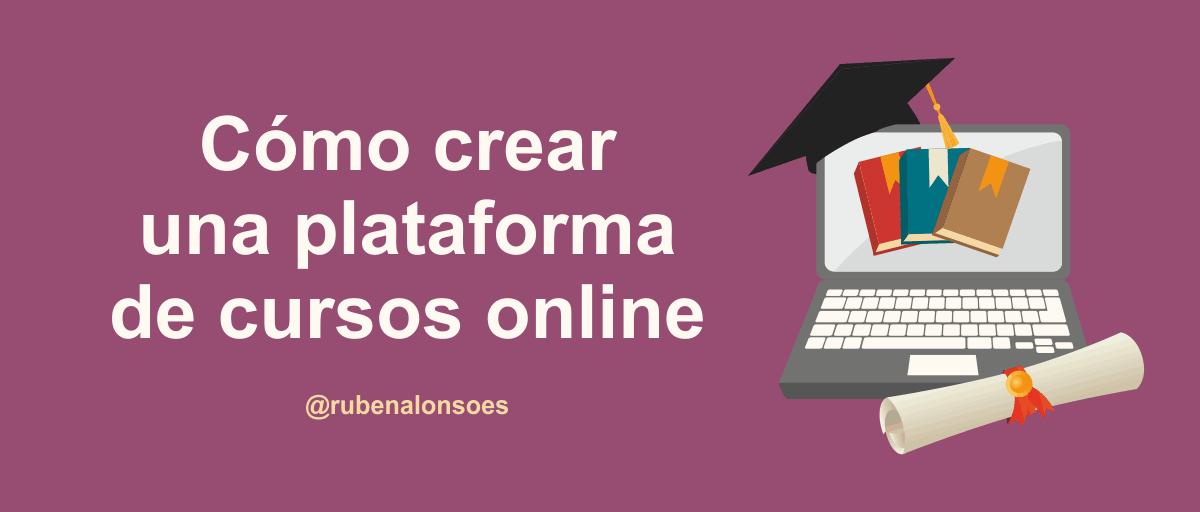Cómo crear una plataforma de cursos online - LearnDash