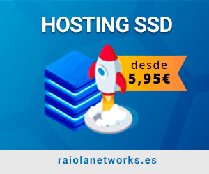 Raiola Networks hosting español