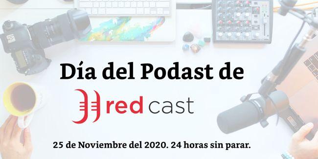 Día del podcast 2020 Redcast