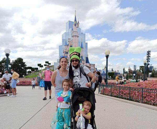 Vacaciones Disneyland 2021